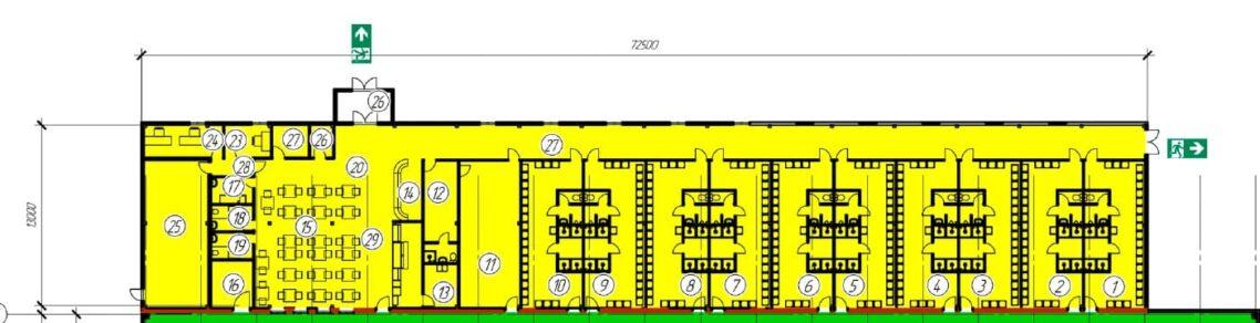 Строительство футбольных манежей под ключ
